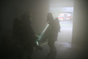Atemschutz, Personenrettung